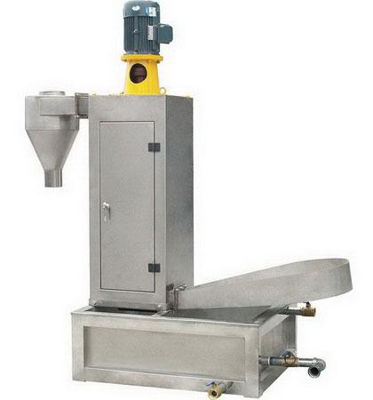 dewatering machine, dehydrator