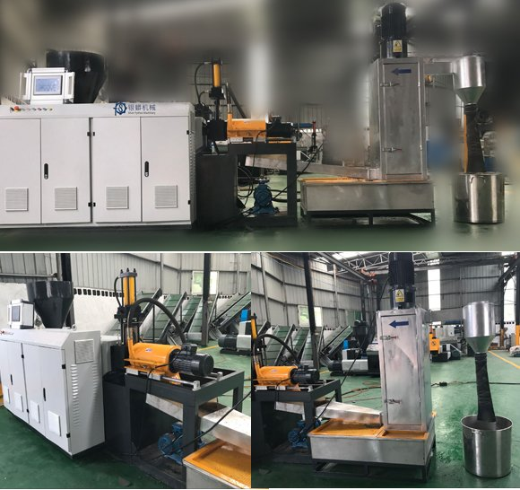 water-ring-PE-plastic-recycling-line