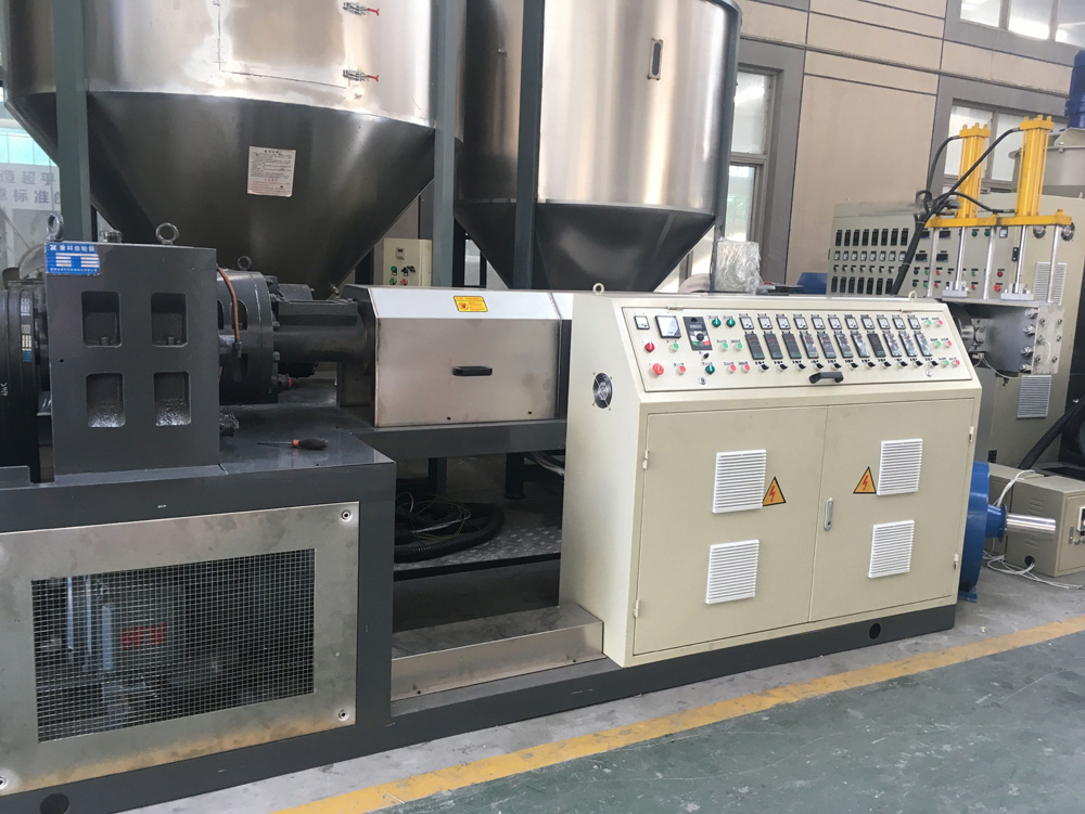 Pet-and-Plastic-Bottle-Recycling- Machine